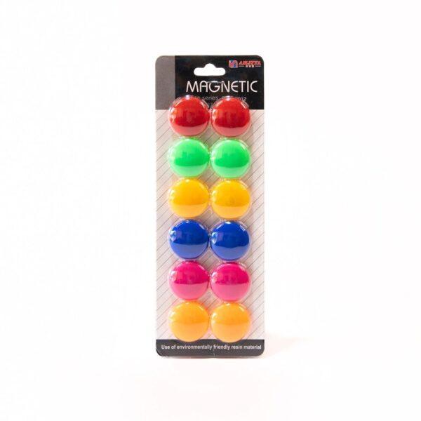 set magneti colorati