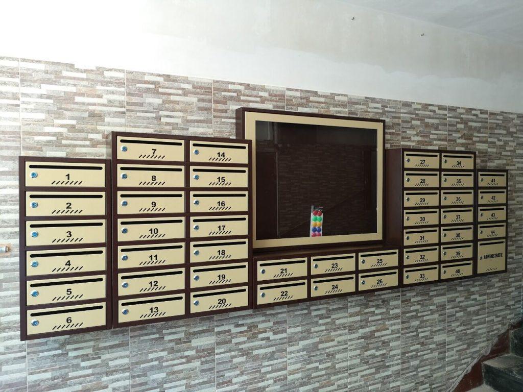 cutii postale