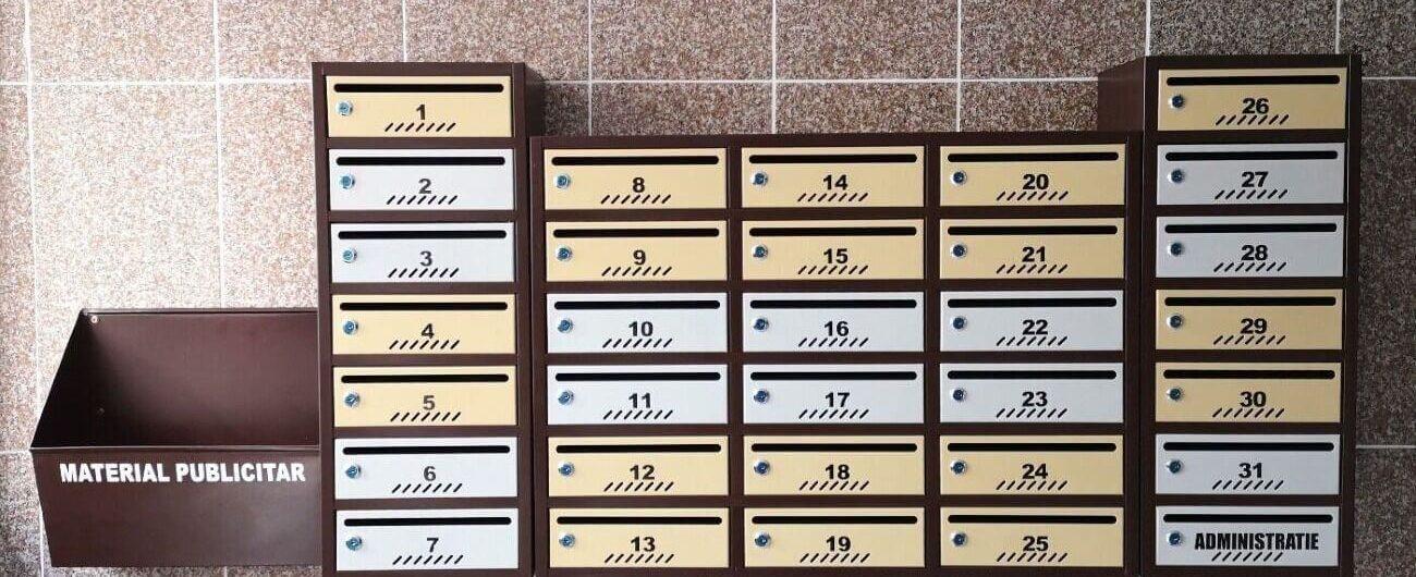 cutii postale producator