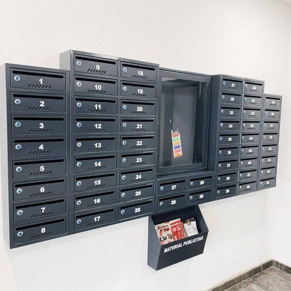 cutii postale evocasa bucuresti